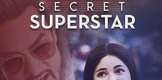 Secret Superstar Banner