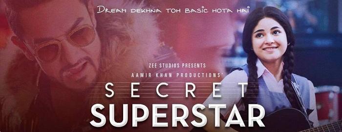 Secret Superstar Dialogues