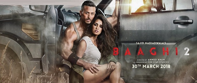 Baaghi 2 Dialogues