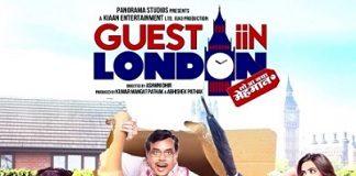Guest Iin London dialogues
