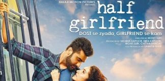 Half Girlfriend dialogues banner