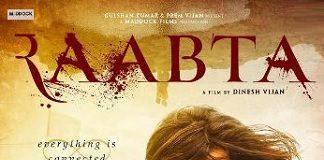 Raabta movie dialogues banner